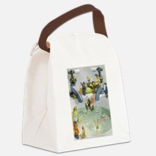 Tennie Weenies086.png Canvas Lunch Bag