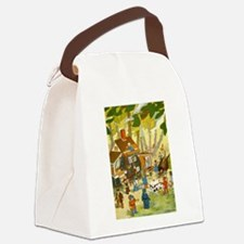 Tennie Weenies081.png Canvas Lunch Bag