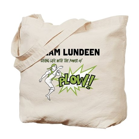 TEAM LUNDEEN Tote Bag