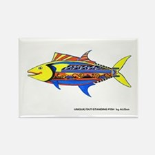 Cool Inexpensive Rectangle Magnet (100 pack)