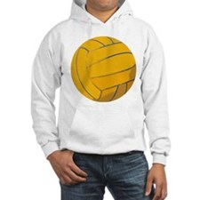 Waterpolo Ball US Olympics Swimming Fish Hoodie