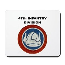 47TH INFANTRY DIVISION Mousepad