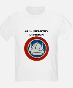 47TH INFANTRY DIVISION Kids T-Shirt