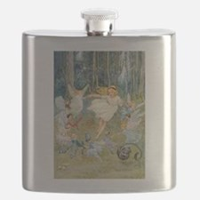 dancing in the fairy Flask