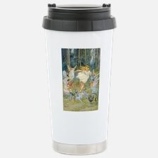 dancing in the fairy Stainless Steel Travel Mug
