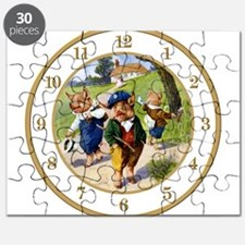 THREE LITTLE PIGS CLOCK.png Puzzle