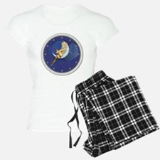 LADY IN THE MOONCAFE PRESS SILVER copy.png Pajamas