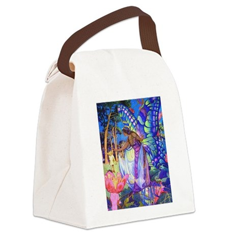 10x14_Midsummer nights dream.png Canvas Lunch Bag