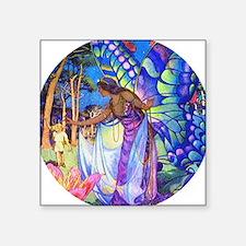 "10x14_Midsummer nights dream.png Square Sticker 3"""