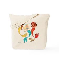 Unique Mermaid Tote Bag