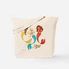 Cute Mermaids Tote Bag