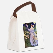 The Rose Fairies002x_10x14.png Canvas Lunch Bag