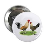 Norwegian Jaerhons Chickens Button