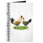 Norwegian Jaerhons Chickens Journal