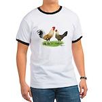 Norwegian Jaerhons Chickens Ringer T