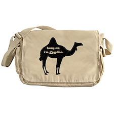 Hump Me, I'm Egyptian Messenger Bag
