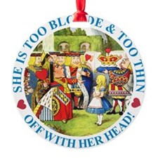 alice too thin_blue copy.png Ornament
