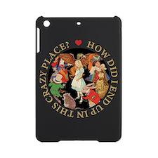 ALICE_CRAZY_GOLD copy.png iPad Mini Case