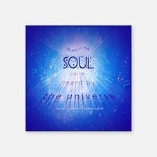 Music In The Soul Sticker