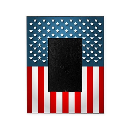 US Flag Picture Frame