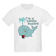 I'm a Little Squirt Kids T-Shirt