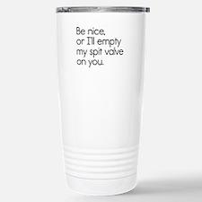 Funny Band nerd Travel Mug