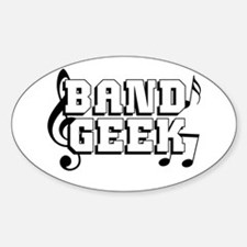 Band Geek Decal