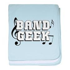 Band Geek baby blanket
