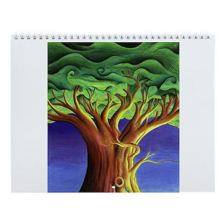 Van Ee Color Art Wall Calendar