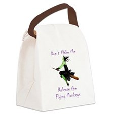 Don't Make Me Release The Flying Monkeys Canvas Lu