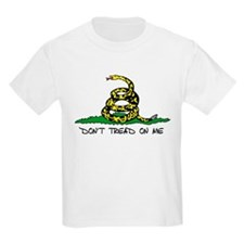 Don't Tread On Me Kids T-Shirt