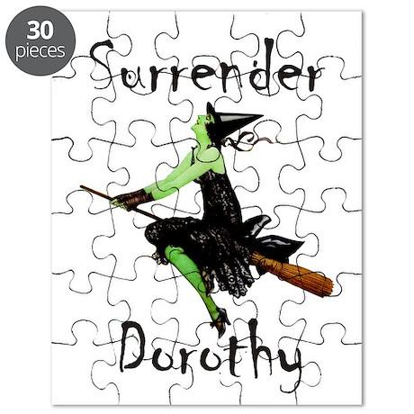 Surrender Dorothy Puzzle