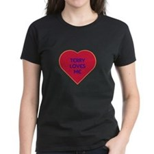 Terry Loves Me T-Shirt