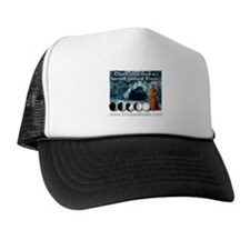 Cute Moon phases Trucker Hat