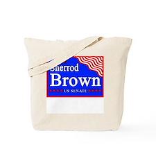 Ohio Sherrod Brown US Senate Tote Bag