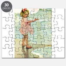 By The Ocean Puzzle