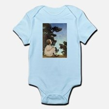 A Childs Book Of Old Verses011.jpg Infant Bodysuit