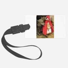 A childs book of stories022.jpg Luggage Tag