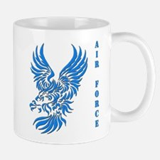 US Air Force Tribal Eagle Mug