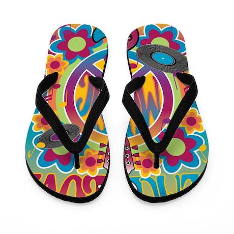 Tribute To Woodstock - Flip Flops