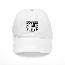 Proud Police Wife Baseball Cap