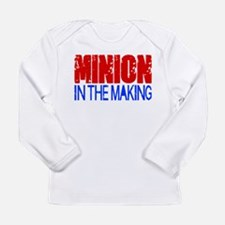 Minion in the Making Pregnant Long Sleeve T-Shirt