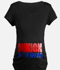Minion in the Making Pregnant Maternity T-Shirt