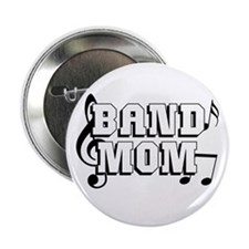 """Band Mom 2.25"""" Button (10 pack)"""
