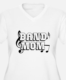 Band Mom Plus Size T-Shirt