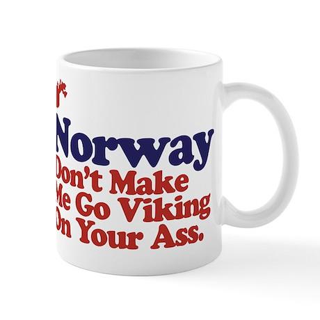 2-Norway Mugs