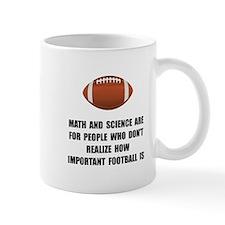 Football Important Mug
