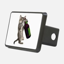 Cat Beer Hitch Cover