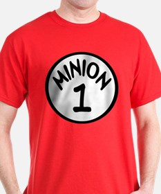 Minion 1 One Children T-Shirt