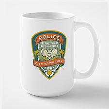 The Big Lebowski Malibu Police Mug
